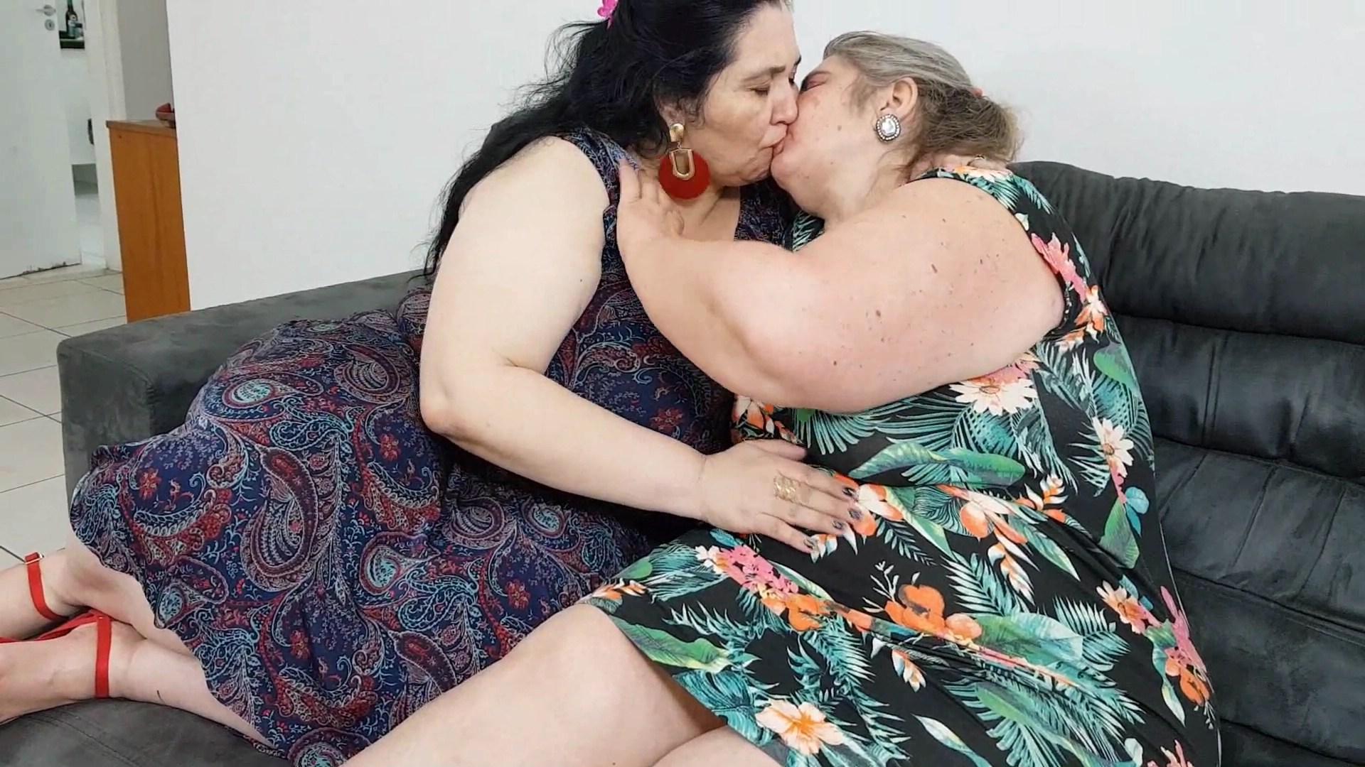 More ssbbw lesbian love