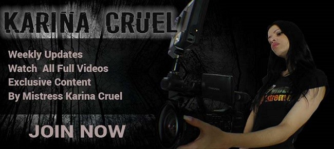 Karina Cruel Join Now Signup